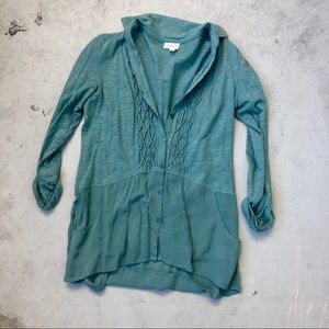 Anthropologie Tops - Anthropologie Meadow Rue Blouse